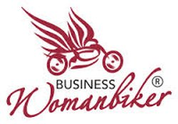 Business Womanbiker